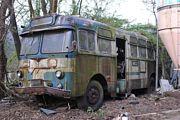 ああ廃車バス
