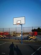 バスケ@稲城市北緑地公園
