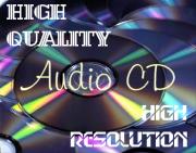 高音質CD