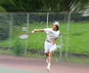 安城でテニス始めました??