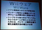 Wii Ware (Wiiウェア)