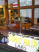 sonic  Labo  hair