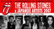 The Rolling Stones コラボTee