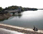 ☆多摩湖狭山湖をサイクリング★