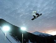 Snowboarding in KOREA