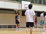 JT東京男子バレー部(9人制)