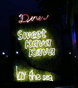 sweet kavakava by the sea