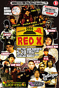 『RED X』