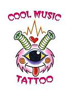 ☆COOL MUSIC TATTOO☆