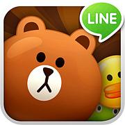 LINE POP〜ブラウンのクッキー