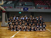 廿日市高校 バスケットボール部