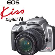 EOS Kiss Digital N / EOS 350D