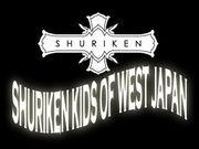 SHURIKEN KIDS OF WEST JAPAN