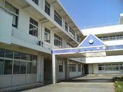 旧三角中学校