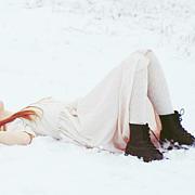 雪に埋もれて 消えちゃおう