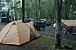 隠れ家的オートキャンプ場