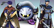 スマブラX-3剣士!!
