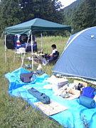 キャンプ好き集まれ!