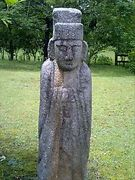日本で韓国石像探そう!