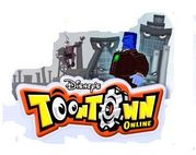 Disney.co.UK TOON TOWN ON LINE
