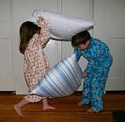 pyjamas party