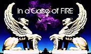 In A case of Fire