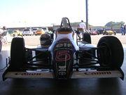 Formula Car Driving