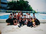 大阪市立高校 水泳部
