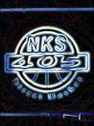 NKS-405バスケットボール