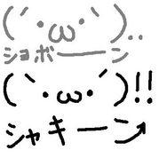 (´・ω・`)→(`・ω・´)