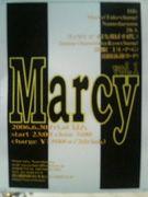 """DJイベント """"Marcy"""""""