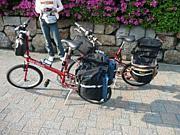 茨城 自転車でGO。