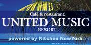 cafe UNITED MUSIC -RESORT-