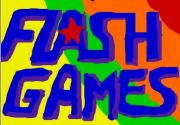 フラッシュゲーム中心