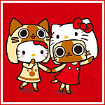 AIROU×HELLO KITTY