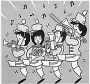 飽田東小バトンバンドクラブ