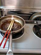 男の料理被害対策委員会。