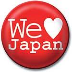 We ♥ Japan!!