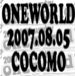 one world@����cocomo