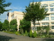 八王子市立松木中学校