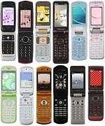 昔の携帯が捨てられない