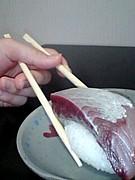 寿司はスイーツ