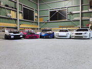 四輪車-RC Drift session-