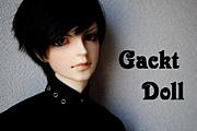 Gackt Doll