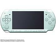PSP ミントグリーン