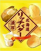 北海道リッチバター味濃厚タイプ