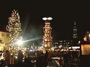 Willkommen in Dresden!