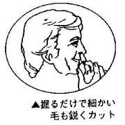 『鼻毛カッター』の新ネーミング