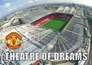Theater Of Dreams Old Trafford