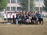慶應義塾大学薬学部サッカー部